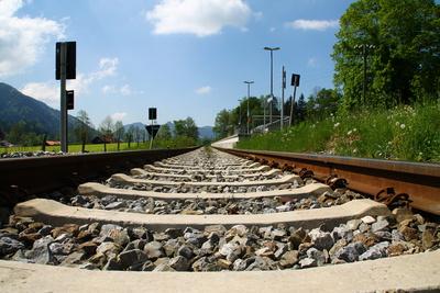 Ökologisch reisen mit der Bahn