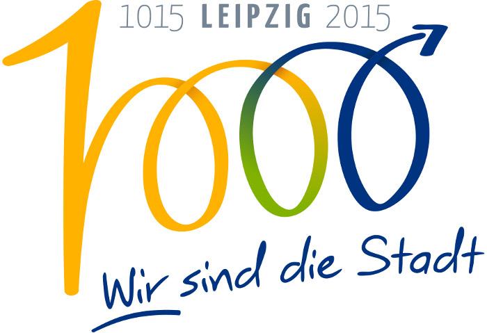 Logo von 1000 Jahre Leipzig